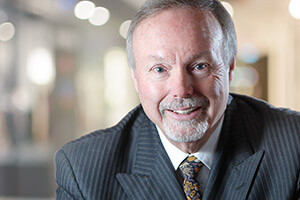 Terry Matthews, Chairman, Wesley Clover International