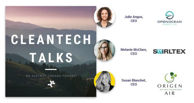 women in cleantech