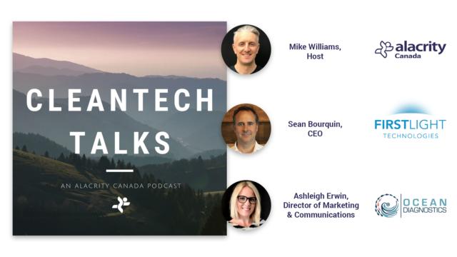 first light technologies + ocean diagnostics podcast