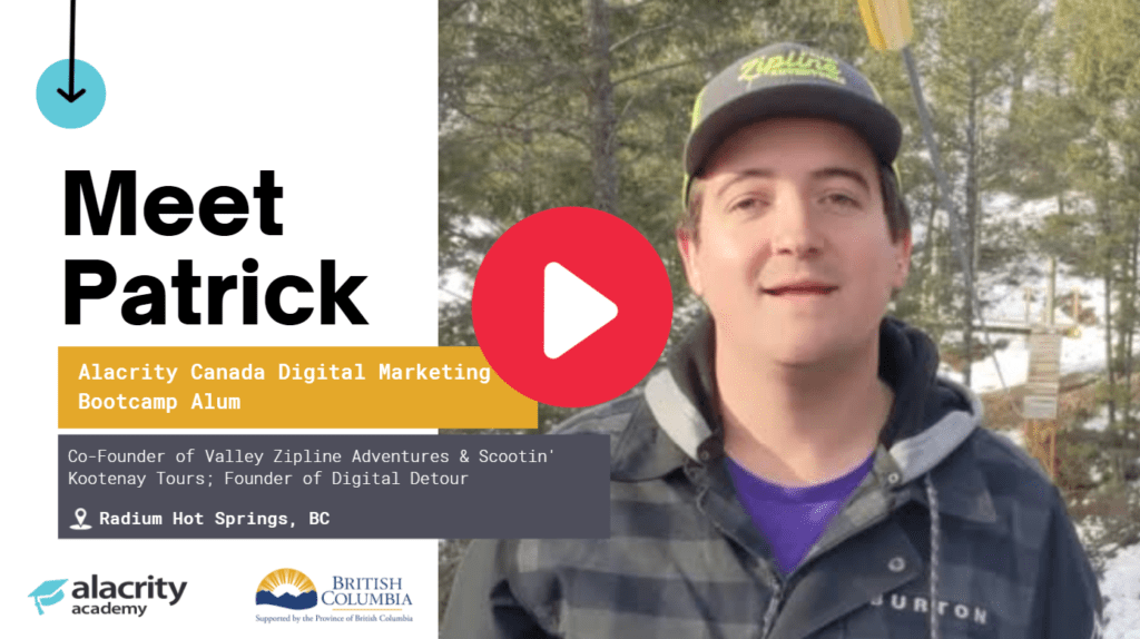 Digital Marketing Bootcamp testimonial